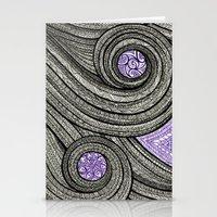 Violet Hour Stationery Cards