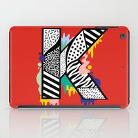 K for ... iPad Case