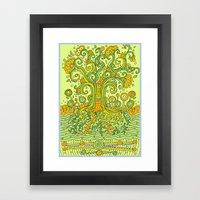Treedum Framed Art Print