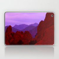 Ragged Uplifts Laptop & iPad Skin