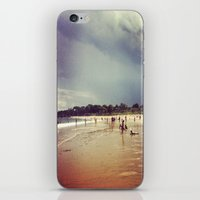 Singing Beach, Day 5 iPhone & iPod Skin