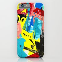 Messy iPhone 6 Slim Case
