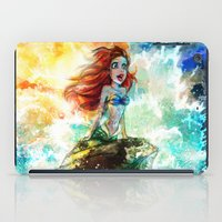 ~~ Someday I'll be part of your wooooorld~~  iPad Case