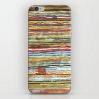 Three Junks iPhone & iPod Skin