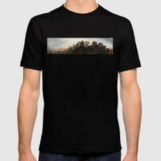 The City Mens Fitted Tee SMALL Black