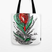 Flower Lover Tote Bag