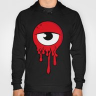 Red Eye Hoody