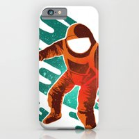 Space Distortion iPhone 6 Slim Case