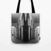 Corridors Of Confusion Tote Bag