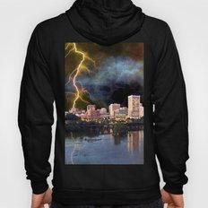Stormy Richmond Skyline Hoody