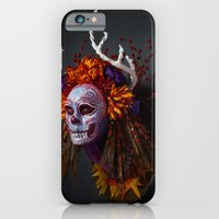 Autumn Muertita Side iPhone 6 Slim Case