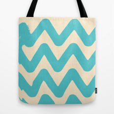 Sunset Breaks Tote Bag