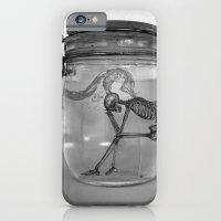 Human Speciman iPhone 6 Slim Case