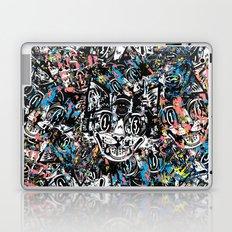 The Creative Cat (Alt. Colorway) Laptop & iPad Skin