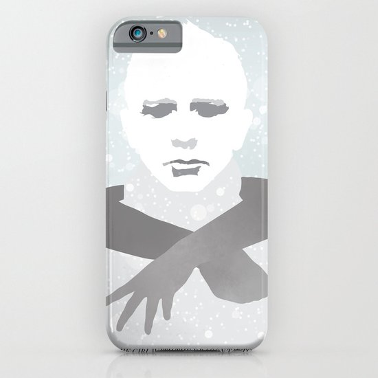 The Girl With The Dragon Tattoo iPhone & iPod Case