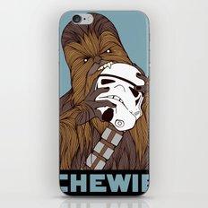 Chewie iPhone & iPod Skin