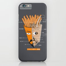French Fries Anatomy iPhone 6 Slim Case