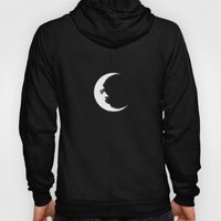Moon Face Hoody