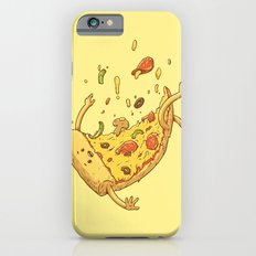 Pizza fall iPhone 6 Slim Case