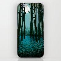Transfigured Night - Ver… iPhone & iPod Skin