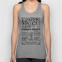 Diagon Alley Farmers' Market Unisex Tank Top