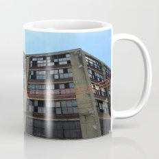 broken glass Mug