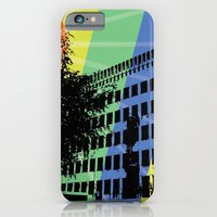 iPhone Cases featuring Rainbow Day by NextExit