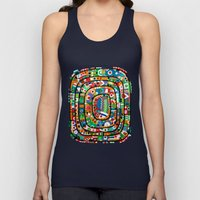 Planet of all good people Unisex Tank Top