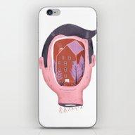 Detachment iPhone & iPod Skin