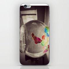Swim in Color iPhone & iPod Skin
