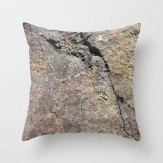 The Cracken Throw Pillow
