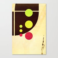 Traffic Light Tragedy Canvas Print
