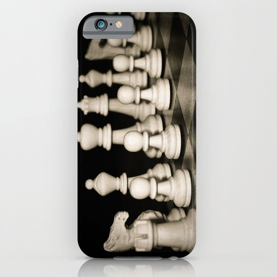 Chess Set iPhone & iPod Case