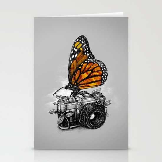 Nature Photography Stationery Card