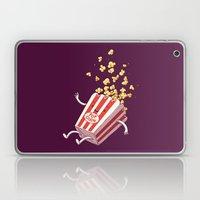 Popcorn Fall Laptop & iPad Skin