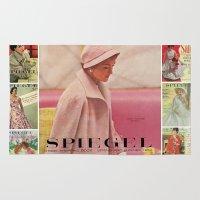 1954 Spring/Summer Catalog Cover Rug