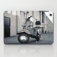 Alleyway Vespa iPad Case
