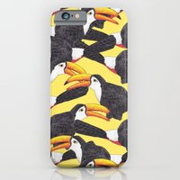 Toucans [yellow] iPhone 6 Slim Case