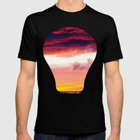 Swedish midsummer 2 Mens Fitted Tee Black SMALL