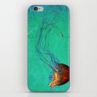 Deep Sea Ballet iPhone & iPod Skin