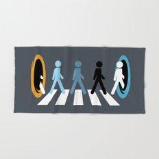 Keep Walking Hand & Bath Towel
