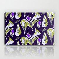 Ocean Purple Laptop & iPad Skin