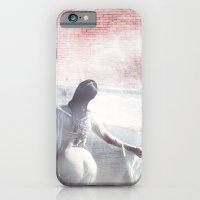 Fog Portrait iPhone 6 Slim Case