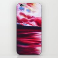 Warkworth Beach iPhone & iPod Skin
