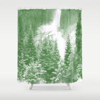 wald  Shower Curtain