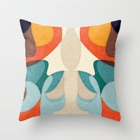 On Earth Throw Pillow