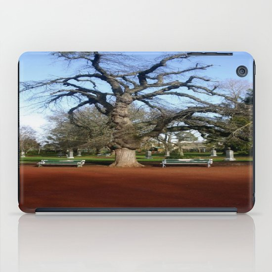 Elm Tree iPad Case
