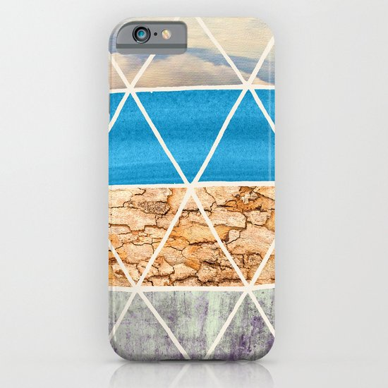 Eco Geodesic  iPhone & iPod Case