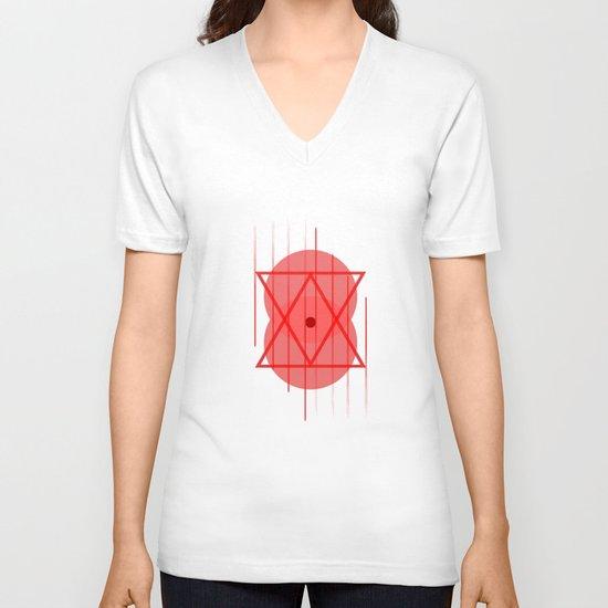Zelous V-neck T-shirt