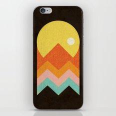 Amazeing Sunset iPhone & iPod Skin